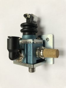Door Isolation Valve Assembly