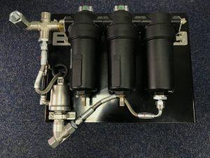 Oil Carryover Filter Pack