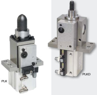 PHD PLK Pin Clamps