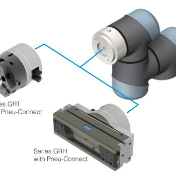 PHD Pneu-Connect for Collaborative Robots