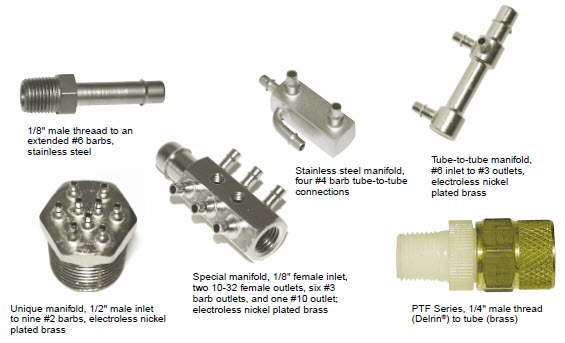 MEM-CO Special Fittings