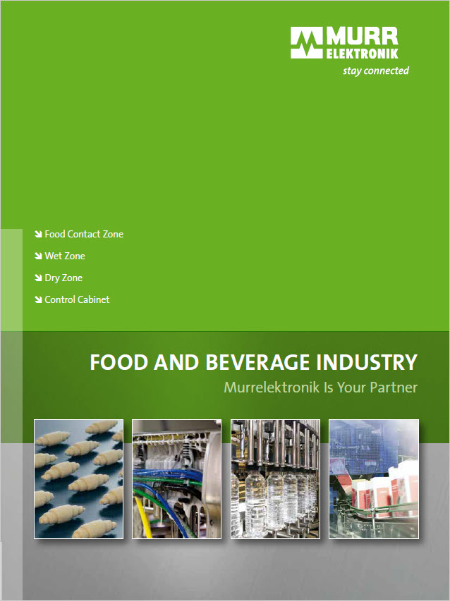 Food and Beverage Industry Brochure