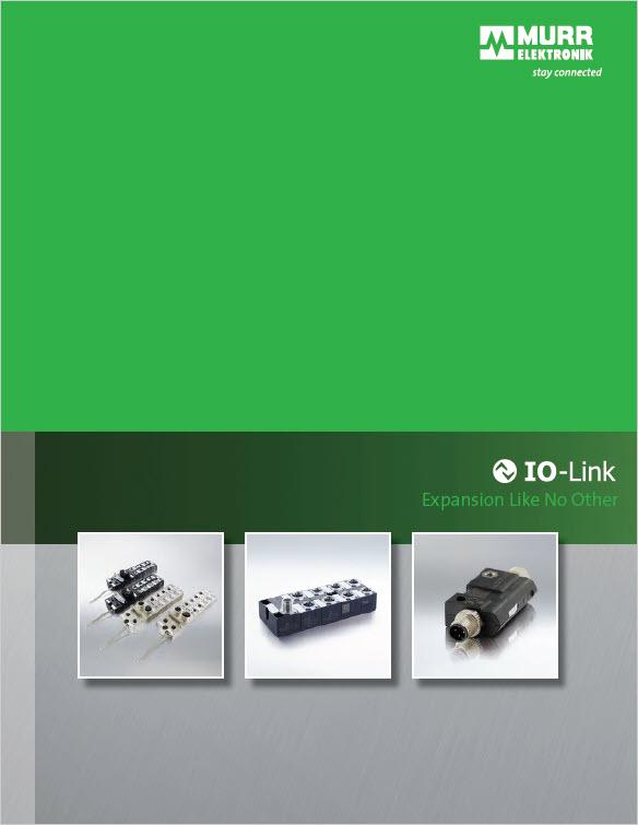 Murr IO Link Brochure