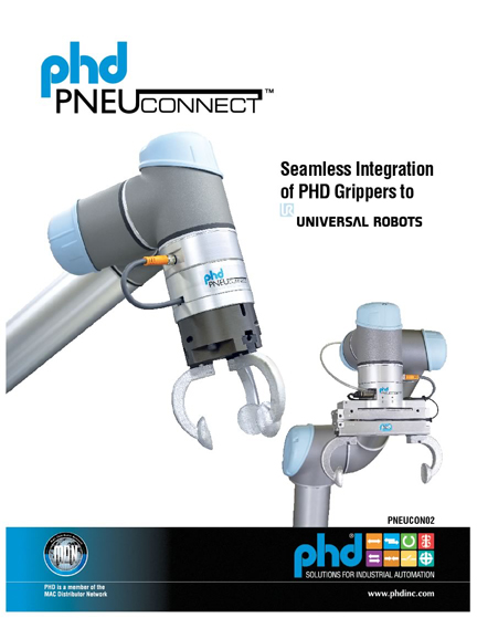 PHD Pneu-Connect Catalogue