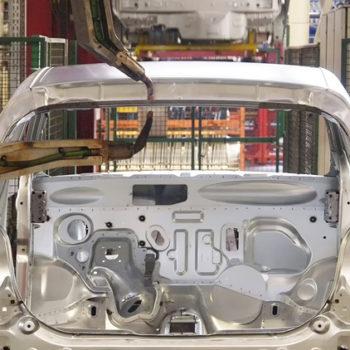 Cobots in automotive production