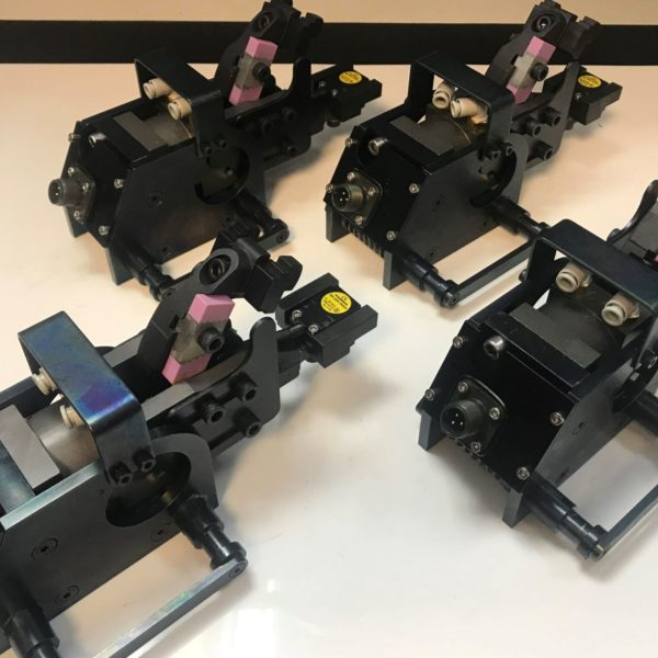 Clamp assembly line
