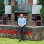 Sales engineer Philip Todd